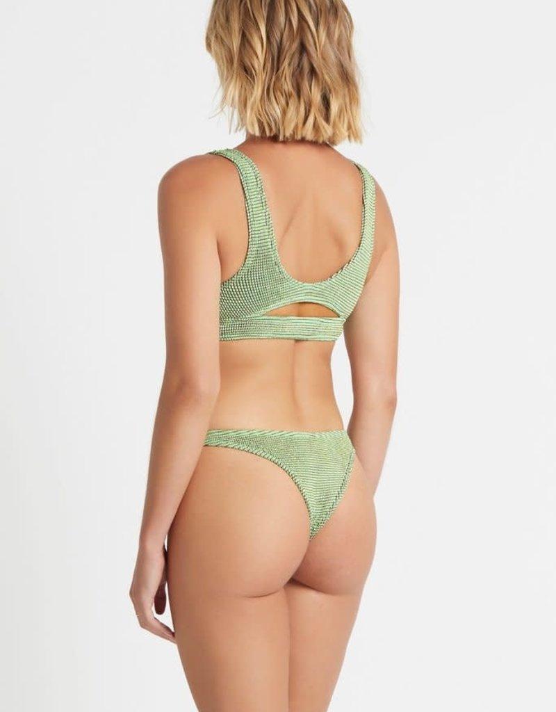 Bond-Eye Australia BOUND by Bond-eye The Sasha Crop Bikini Top