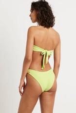 Bond-Eye Palazzi Bandeau Bikini Top