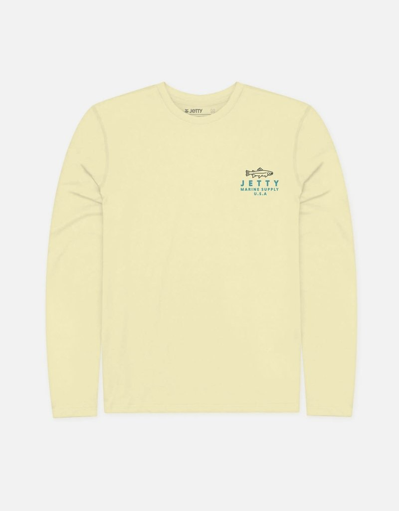 Jetty Jetty Gillwave UV Long Sleeve Shirt