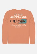 Jetty Jetty Drinkfish UV Long Sleeve Tee