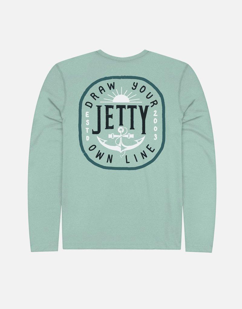 Jetty Jetty Admiralty UV Long Sleeve Tee