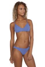 RVCA RVCA Solid Crossback Bikini Top
