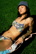 RVCA RVCA Pixie Crossback Bikini Top