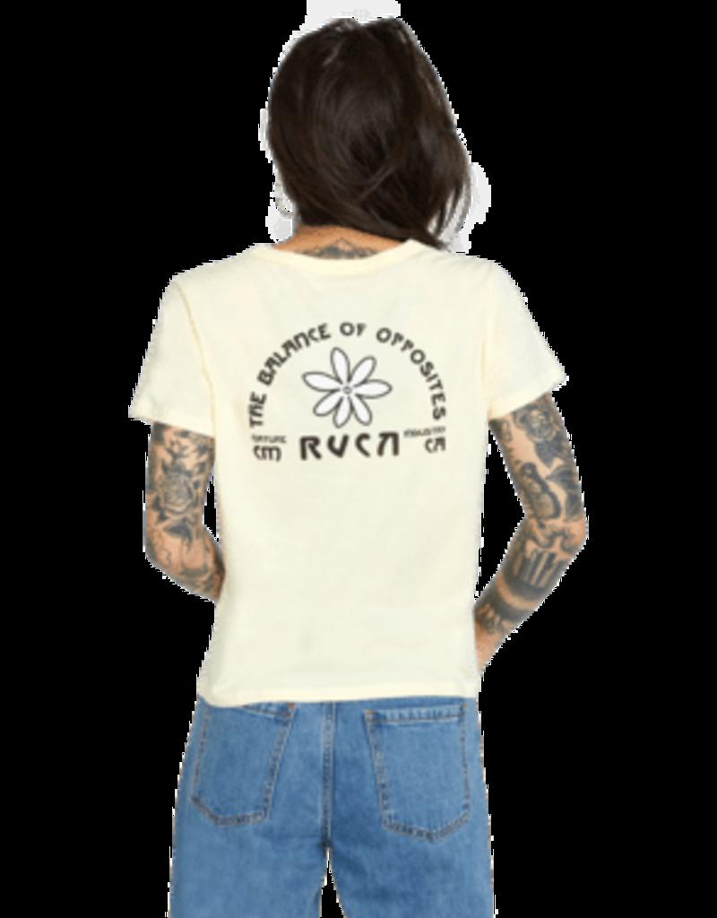 RVCA RVCA Throwback Short Sleeve Tee