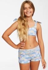 Billabong Billabong Girl's Talk To The Palm Volley Swim Short