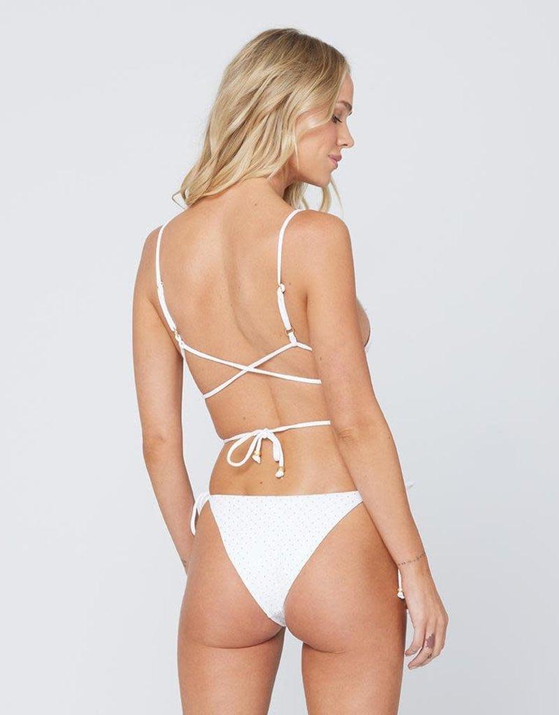 L*Space L*Space Studded Lennox Bikini Bottom