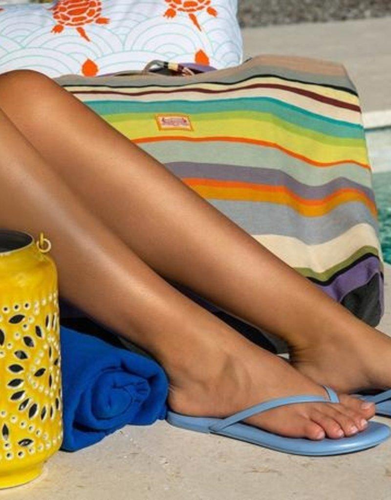 Solei Sea Solei Sea Indie Periwinkle & Silver Sandal