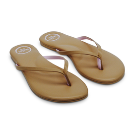 Solei Sea Solei Sea Indie Nude & Pink Sandal