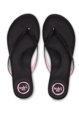 Solei Sea Solei Sea Indie Black & Pink Sandal