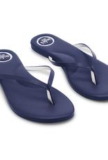 Solei Sea Solei Sea Indie Navy & White Sandal