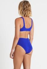 Bond-Eye BOUND by Bond-Eye The Scout Crop Bikini Top Bright Blue