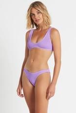 Bond-Eye BOUND by Bond-Eye The Scout Crop Bikini Top Lavender