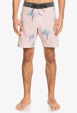 """Quiksilver Quiksilver Surfsilk Washed Sessions 18"""" Recycled Boardshorts"""
