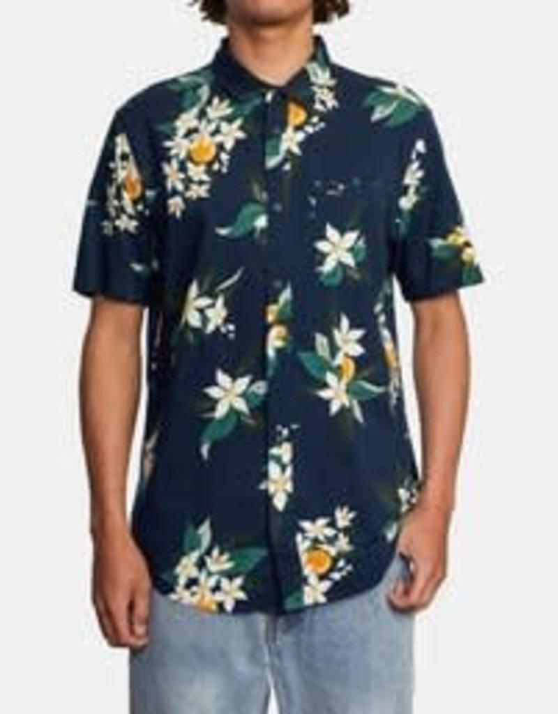 RVCA RVCA Anaheim Short Sleeve Shirt