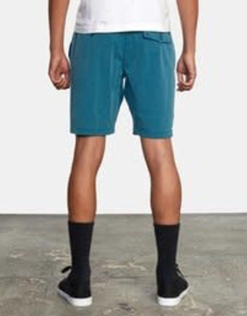 "RVCA RVCA All Time Rinsed Coastal 19"" Hybrid Shorts"