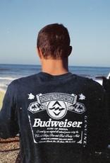 Billabong Billabong Budweiser Insignia Long Sleeve T-Shirt