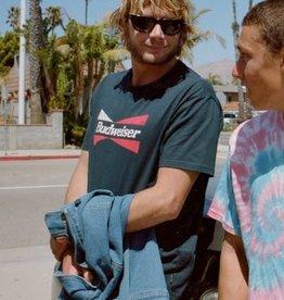Billabong Billabong Budweiser Flag Short Sleeve T-Shirt