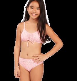 Billabong Billabong Girls Feelin Ditsy Drawstring Tank Bikini Set