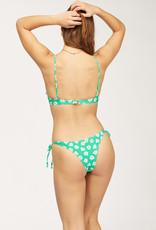 Billabong Billabong x Wrangler Goin Green Demi Bikini Top