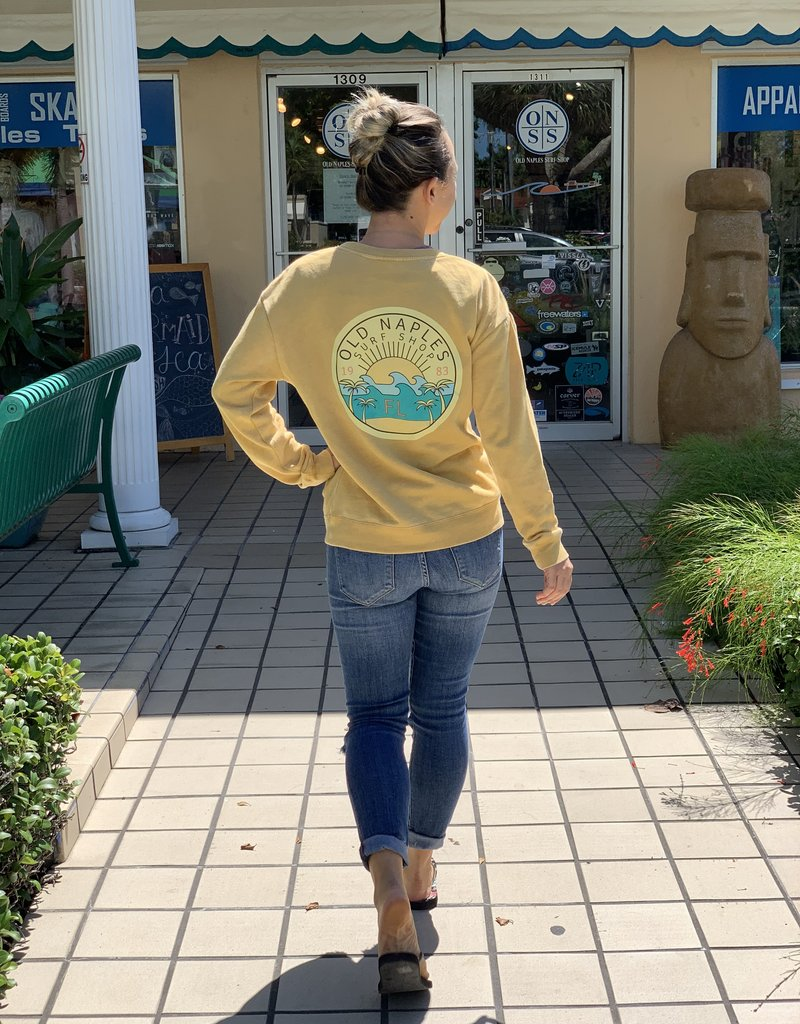Old Naples Surf Shop ONSS Border Town Crew