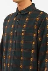 Billabong Billabong x Wrangler Knox Jacquard Plaid Flannel