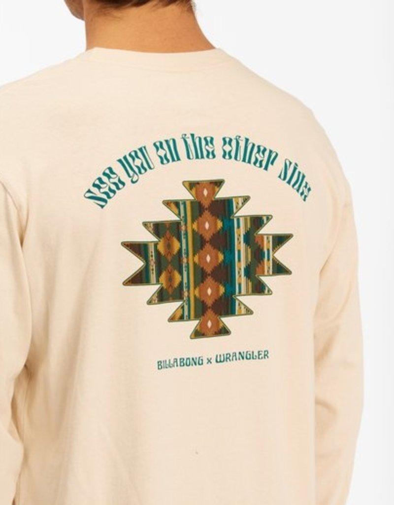 Billabong Billabong x Wrangler Westward Long Sleeve Tee