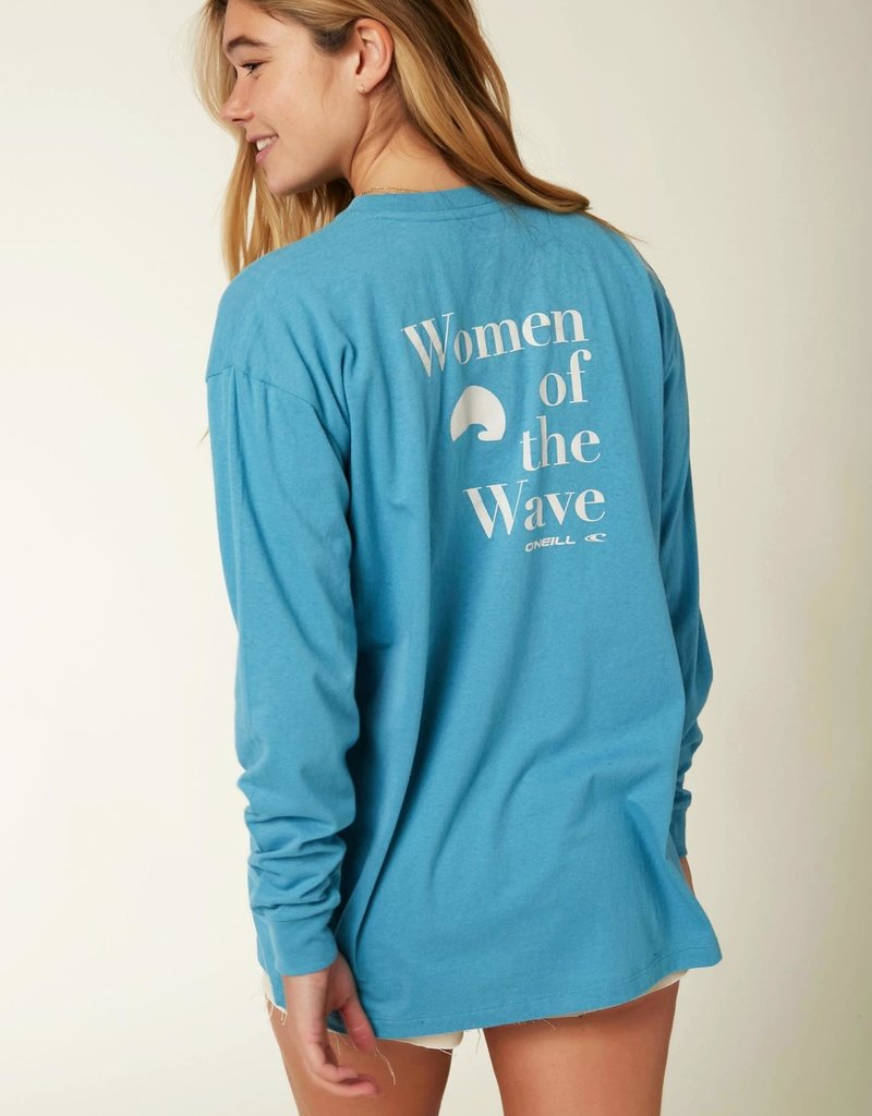 O'Neill O'Neill Women of the Wave Last Out Tee