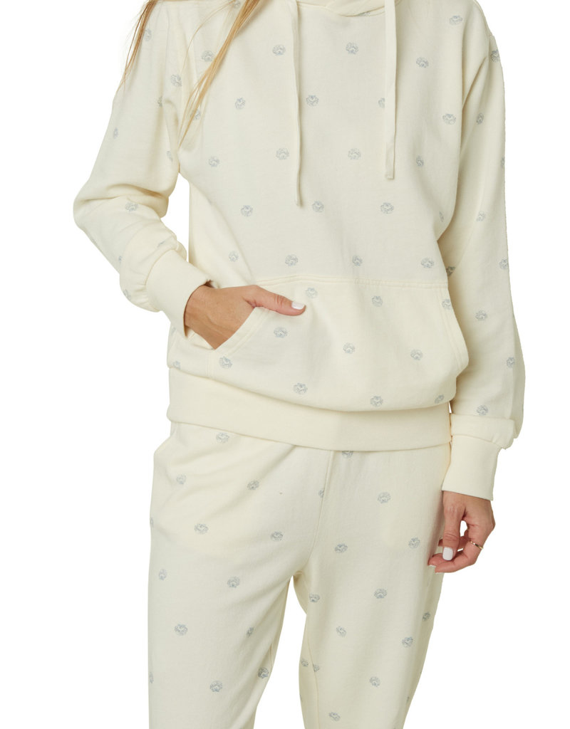 O'Neill O'Neill Backbay Printed Pullover Fleece