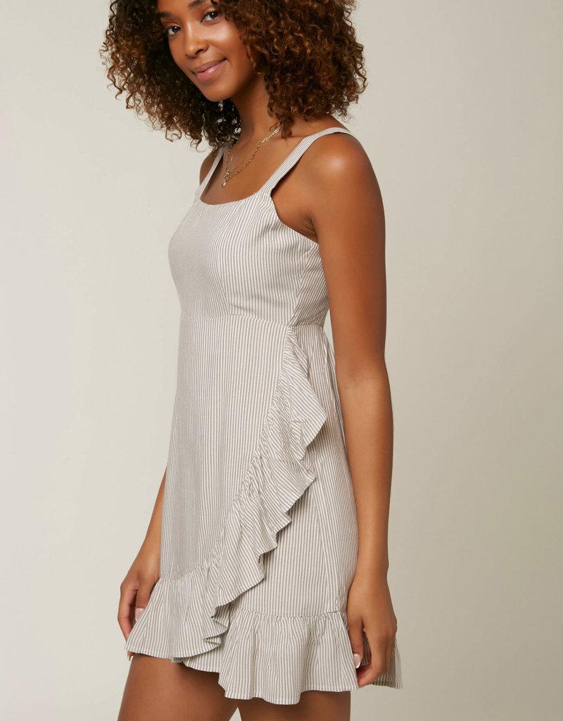 O'Neill O'Neill Colinda Stripe Dress