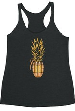 Saltwater Syndicate Saltwater Syndicate Pineapple Grenade Tank Top