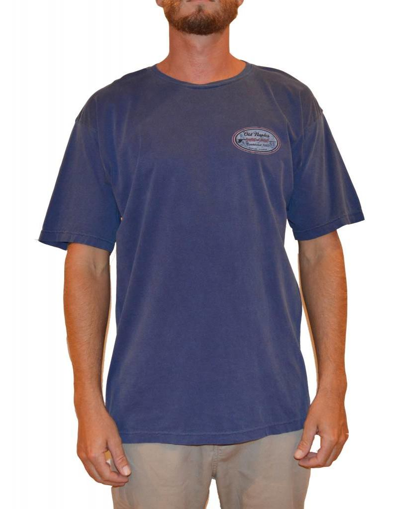 Old Naples Surf Shop ONSS Old Label T-Shirt