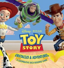 Toy Story Obstacles & Adventures: A Cooperative Deck-Building Game