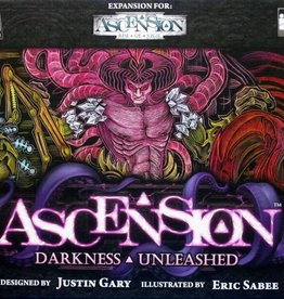 Ascension: Darkness Unleashed Expansion