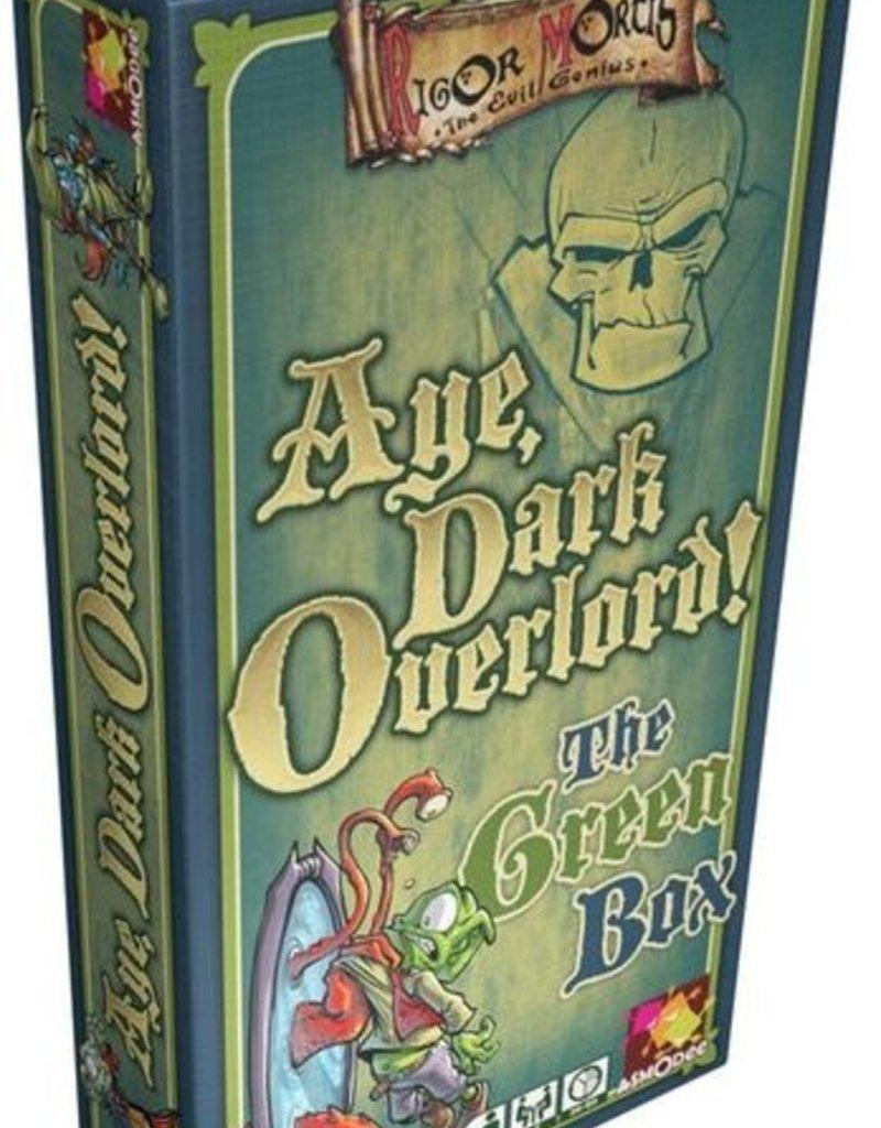 Aye Dark Overlord! (The Green Box)