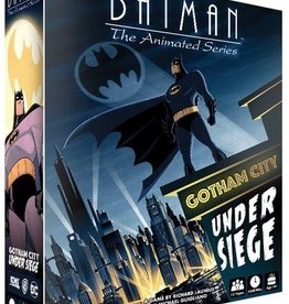 Batman TAS: Gotham Under Siege
