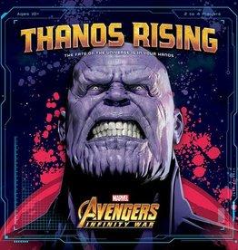Thanos Rising: Avengers Infinity War