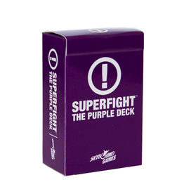 Superfight: The Purple Deck