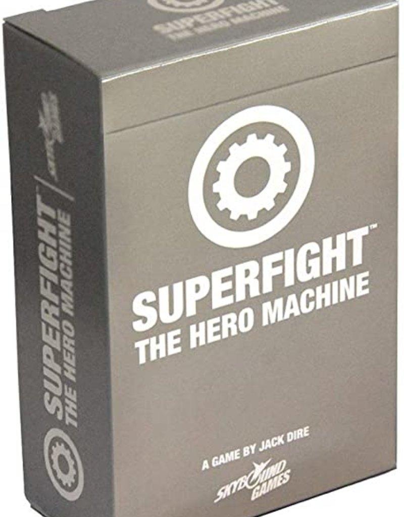 Superfight: The Hero Machine