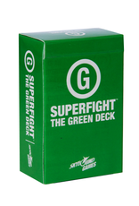 Superfight: The Green Deck