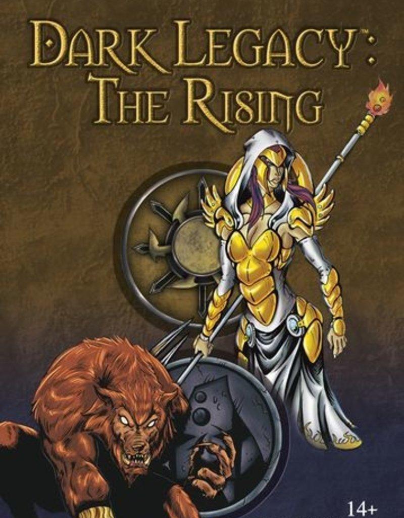 Dark Legacy: The Rising - Darkness vs Divine Starter Set