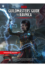 Dungeons and Dragons RPG: Guildmasters Guide to Ravnica Maps and Miscellany