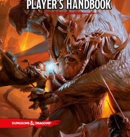 Dungeons and Dragons RPG: Player's Handbook