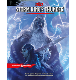 Dungeons and Dragons RPG: Storm King's Thunder
