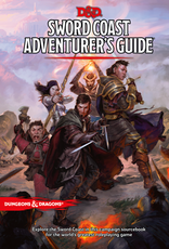 Dungeons and Dragons RPG: Sword Coast Adventurers Guide