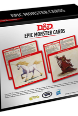 Dungeons and Dragons RPG: Epic Monster Cards