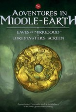 Dungeons and Dragons RPG: Adventures in Middle-Earth - Loremaster's Screen