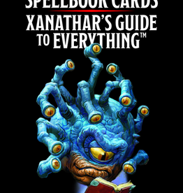 Dungeons and Dragons RPG: Spellbook Cards - Xanathar's Guide Deck