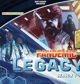 Pandemic: Legacy Season 1 - Blue