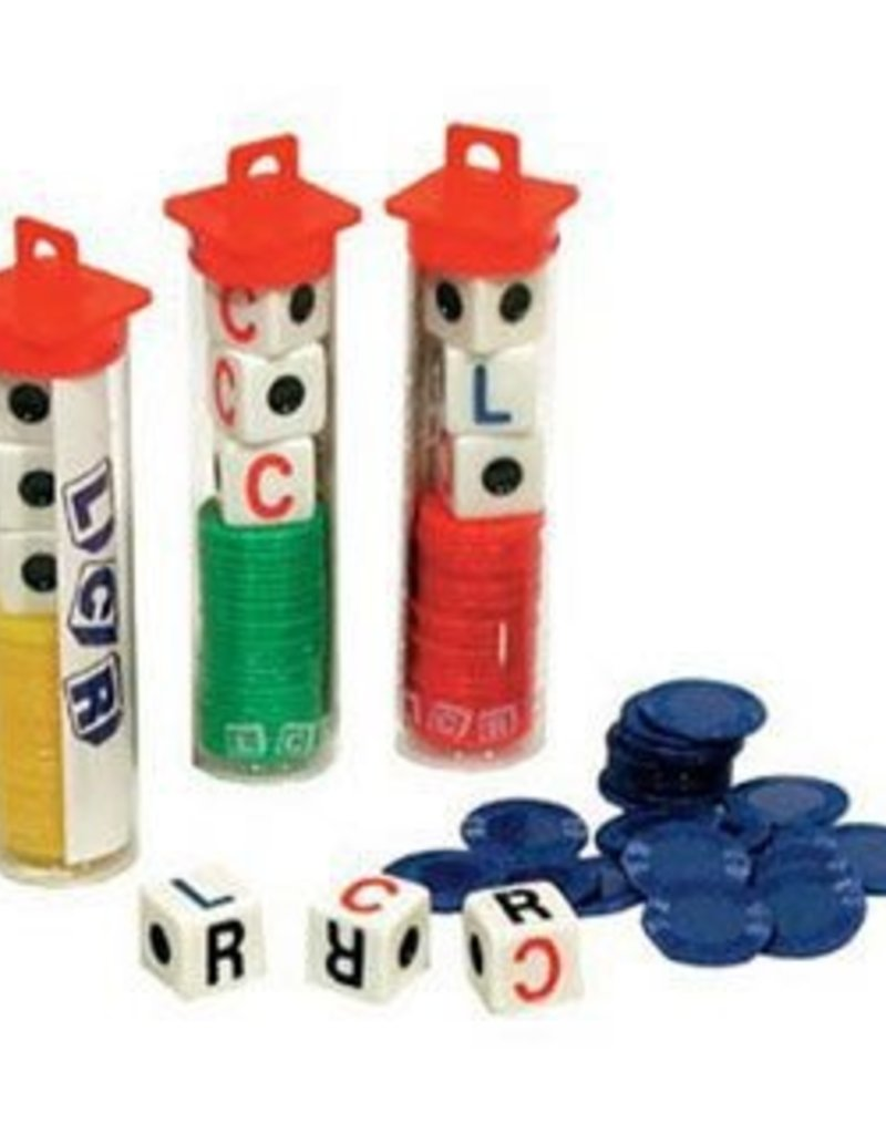 Left Center Right (LCR) Game