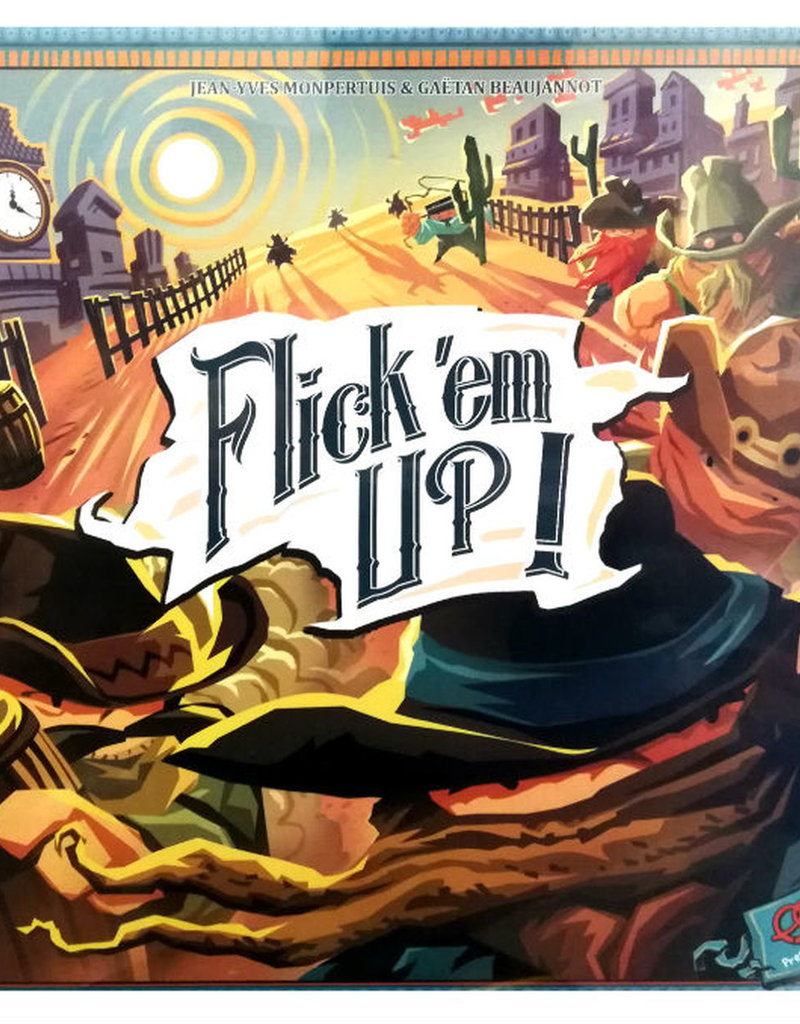 Flick 'em Up - Third Edition